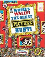 Where's Wally? The Great Picture Hunt (Paperback, Mini Ed)