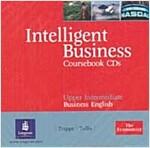 Intelligent Business Upper Intermediate Course Book CD 1-2 (CD-Audio)