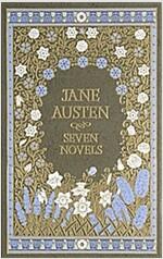 Jane Austen: Seven Novels (Hardcover)