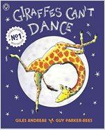 Giraffes Can't Dance : International No.1 Bestseller (Paperback)