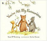 You're All My Favourites (Paperback)