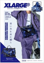 XLARGE® 3WAY BLUE FIRE BAG BOOK