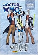 Doctor Who: The Flood : The Complete Eighth Doctor Comic Strips Vol.4 (Paperback)