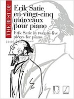 The Best of Erik Satie: 25 Pieces for Piano (Paperback)