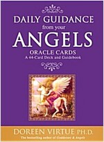 Daily Guidance from Your Angels Oracle Cards (Other)
