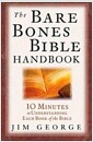 [중고] The Bare Bones Bible Handbook: 10 Minutes to Understanding Each Book of the Bible (Paperback, 1st)