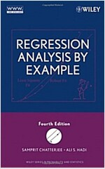 [중고] Regressio Analysis by Example (Hardcover)