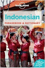 Lonely Planet Indonesian Phrasebook & Dictionary (Paperback, 6, Revised)