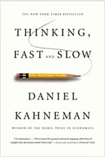 Thinking, Fast and Slow (Paperback)