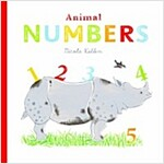 Animal Numbers (Board Book)