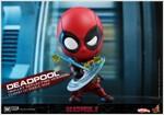 [Hot Toys] 코스베이비 데드풀 Bullet Deflecting ver. COSB507 - Deadpool (Bullet Deflecting Version) Cosbaby (S) Bobble-Head