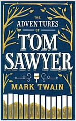 The Adventures of Tom Sawyer. by Mark Twain (Hardcover)