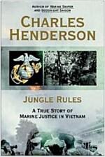 [중고] Jungle Rules (Hardcover)