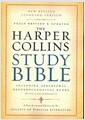 HarperCollins Study Bible-NRSV (Paperback, Revised and Upd)
