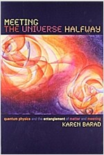 Meeting the Universe Halfway: Quantum Physics and the Entanglement of Matter and Meaning (Paperback)