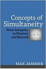 Concepts of Simultaneity: From Antiquity to Einstein and Beyond (Hardcover)