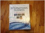 [중고] International Business ( 8th Edition, Paperback)