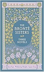 Bronte Sisters Three Novels (Hardcover)