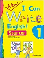 New I Can Write English! 1 : Starter (본책 + 워크북 + CD 1장)