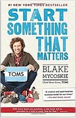 Start Something That Matters (Paperback)
