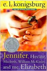 Jennifer, Hecate, Macbeth, William McKinley, and Me, Elizabeth (Paperback)