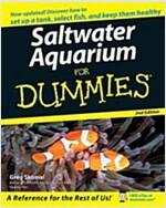 Saltwater Aquariums For Dummies (Paperback, 2 Rev ed)