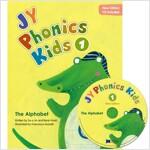 NEW JY Phonics Kids 1 (Student Book + CD)