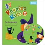 NEW JY Phonics Kids 2 (Student Book + CD)