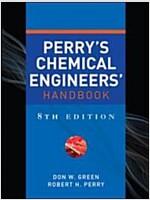 Perry's Chemical Engineers' Handbook (Hardcover, 8)