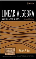 Linear Algebra and Its Applications (Hardcover, 2nd Edition)