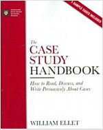 [중고] The Case Study Handbook: How to Read, Discuss, and Write Persuasively about Cases (Paperback)