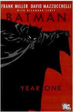 Batman: Year One (Paperback, Deluxe)