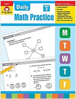 Daily Math Practice, Grade 3 (Paperback, Teacher)