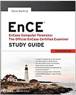 EnCase Computer Forensics - The Official EnCE : EnCase Certified Examiner Study Guide (Paperback, 3 Revised edition)
