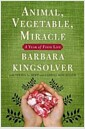 [중고] Animal, Vegetable, Miracle: A Year of Food Life (Hardcover, Deckle Edge)