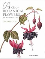A-Z of Botanical Flowers (Hardcover)
