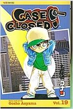 Case Closed, Volume 19 (Paperback)
