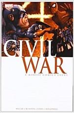 Civil War: A Marvel Comics Event (Paperback)