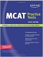 Kaplan MCAT Practice Tests (Paperback, 6th)
