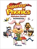 Superstar Phonics Alphabet Starter(Workbook)