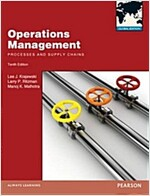 Operations Management: Processes and Supply Chains (Paperback, Global ed of 10th revised ed)