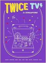 트와이스 - TWICE TV6 : TWICE in SINGAPORE (3disc)