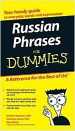 Russian Phrases for Dummies (Paperback)