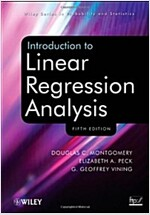 Introduction to Linear Regression Analysis (Hardcover, 5)
