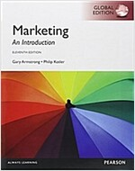 Marketing: An Introduction (Paperback, 11th)