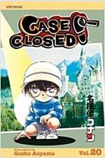 Case Closed, Volume 20 (Paperback)