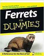 Ferrets for Dummies, 2nd Edition (Paperback, 2 Revised edition)