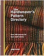 The Handweaver's Pattern Directory (Hardcover)
