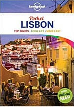 Lonely Planet Pocket Lisbon (Paperback)