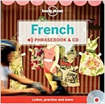 Lonely Planet French Phrasebook and Audio CD (Hardcover)